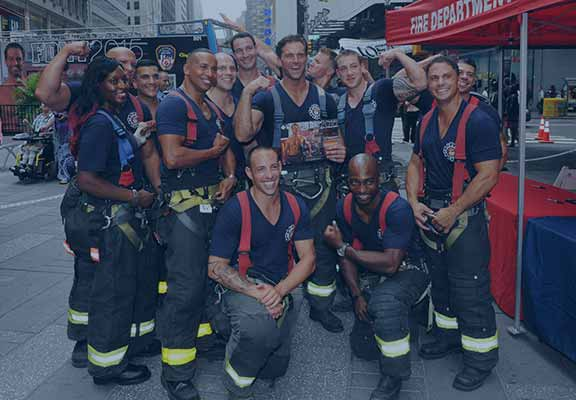 Proceeds support the FDNY Foundation