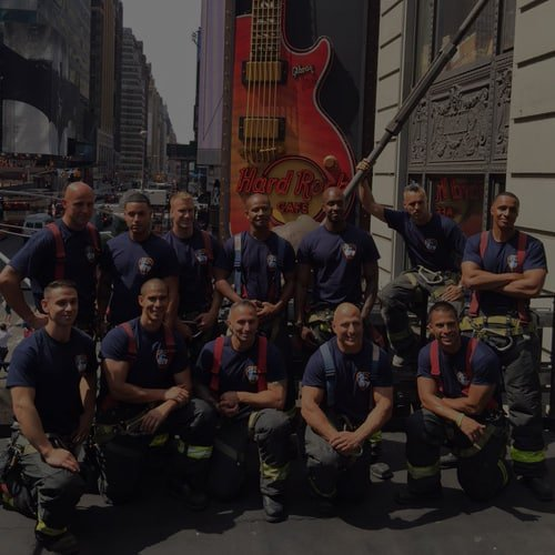 All Proceeds Support the FDNY Foundation