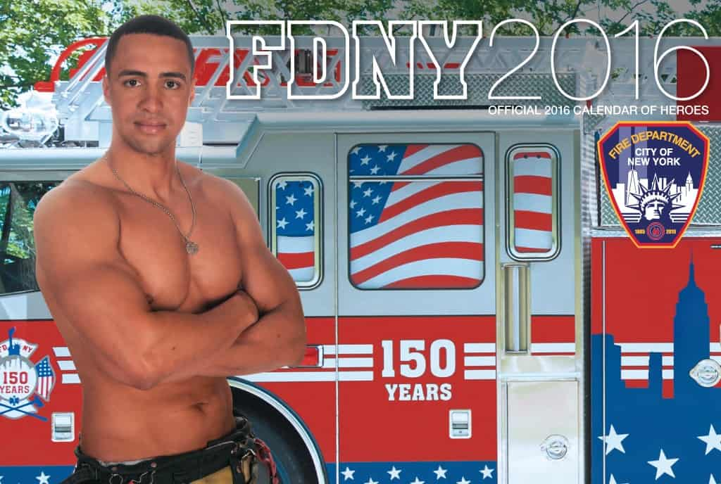 35ef63204 Official FDNY Calendar of Heroes Now Available for Pre-Sale