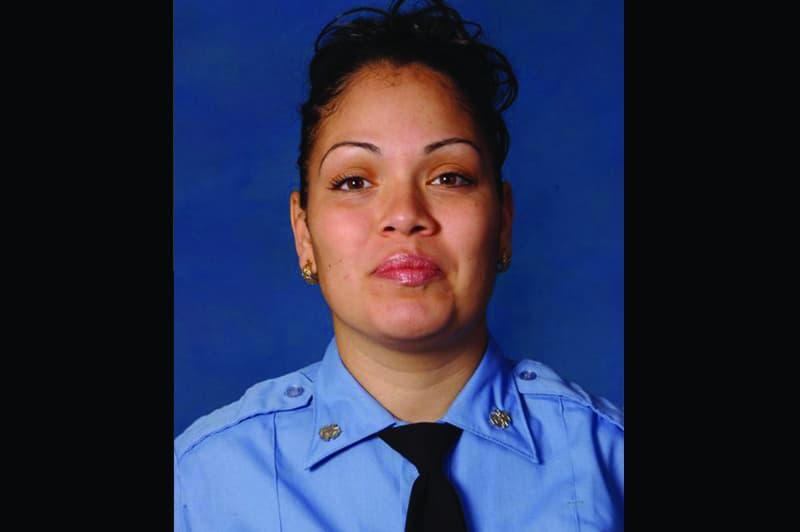 EMT Yadira Arroyo