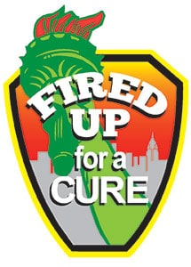 Fired Up For a Cure Logo