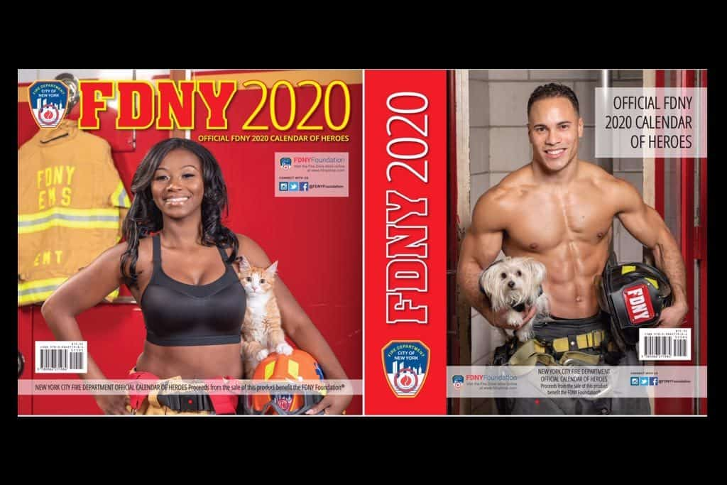 Nyc December 2020 Calendar FDNY and FDNY Foundation Releases Official 2020 Calendar of Heroes