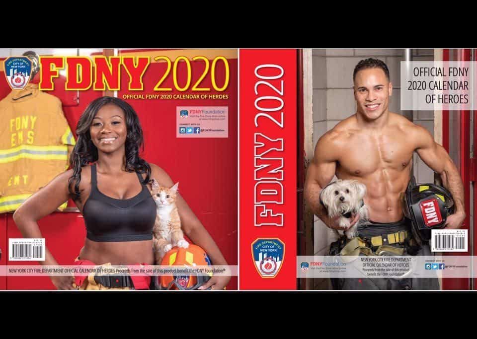 48716c4dc FDNY and FDNY Foundation Releases Official 2020 Calendar of Heroes