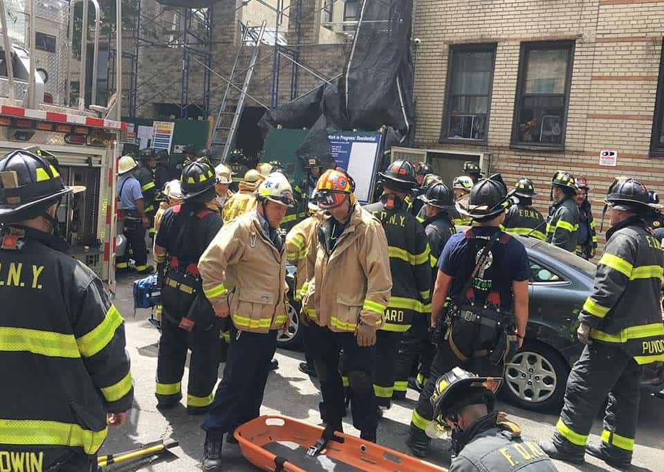 Single firefighters nyc